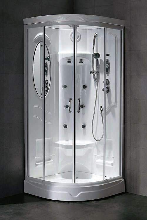 Gesloten douchecabine plash design model w1008 23036 - Italiaanse gesloten douche ...