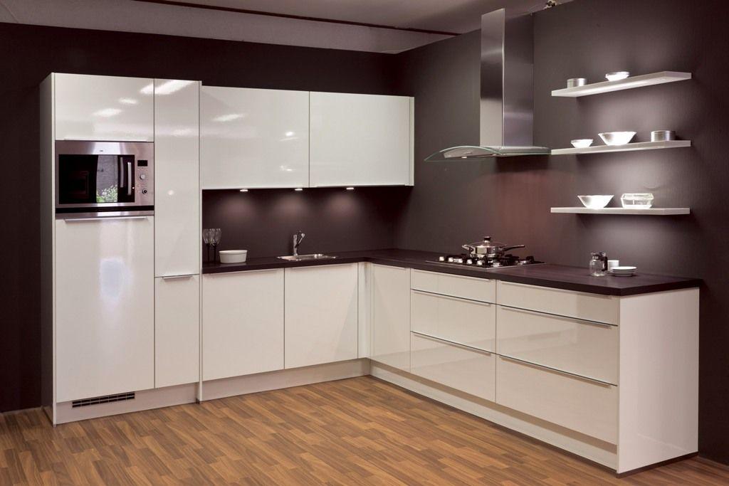 Hoogglans Keuken Wit Aanbieding : Showroomuitverkoop nl Gloss wit hoogglans [42767]
