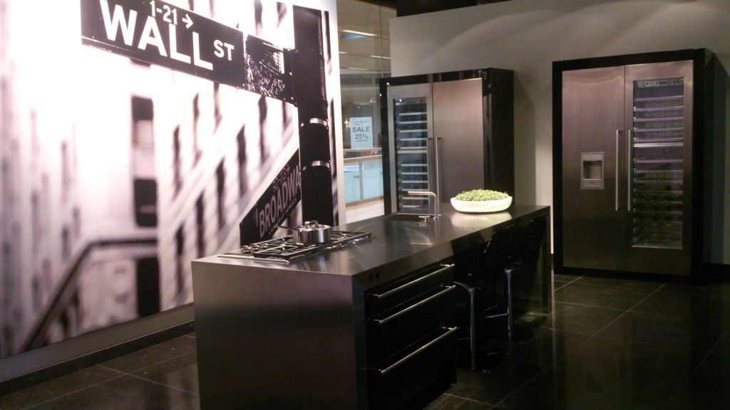 Showroomuitverkoop barletti keuken