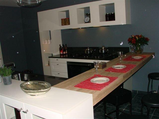 Showroomuitverkoop nl SieMatic keuken landelijke stijl