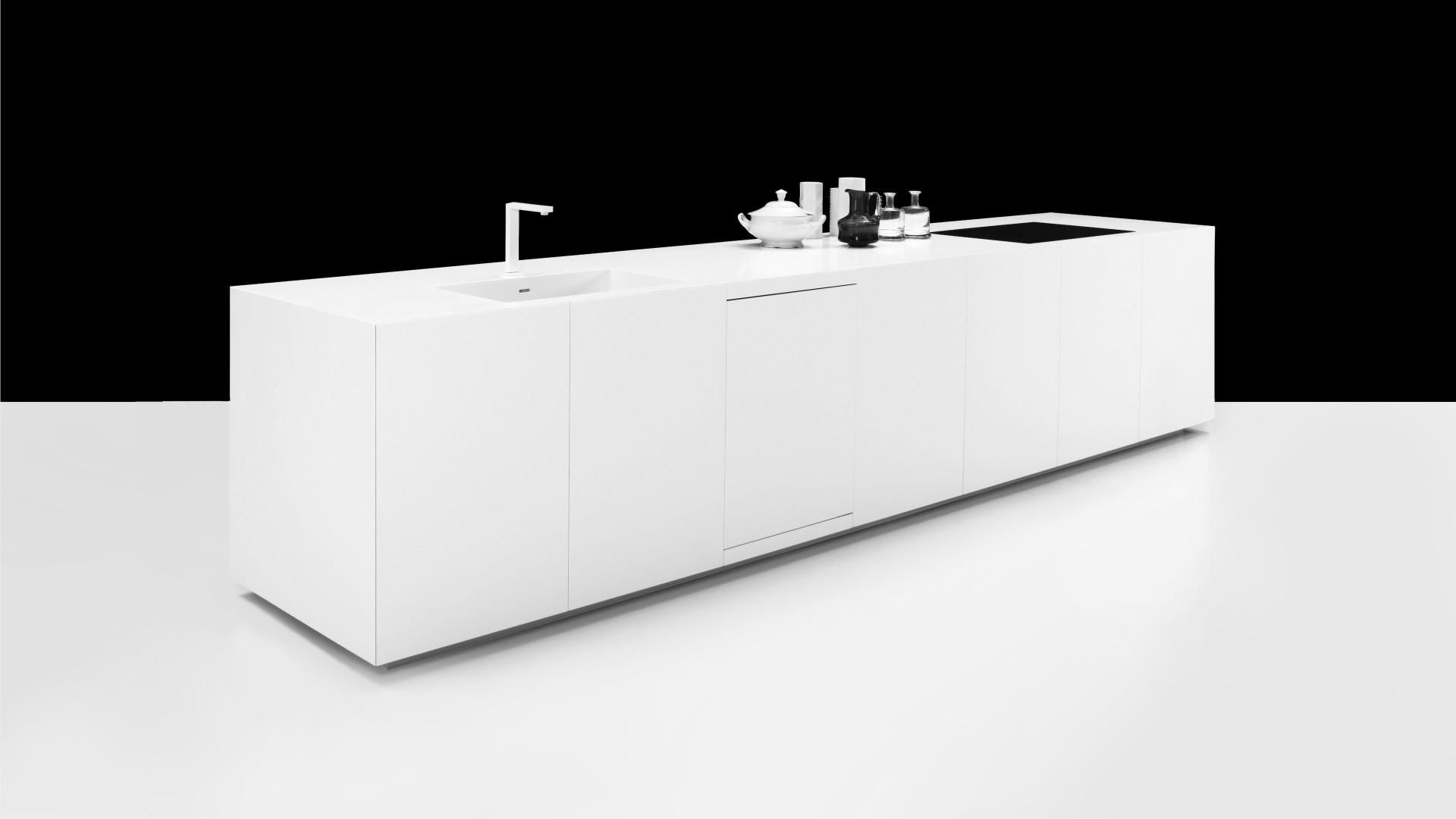 Design Cube Keuken : Showroomuitverkoop.nl designer nuuun cube kitchen island full