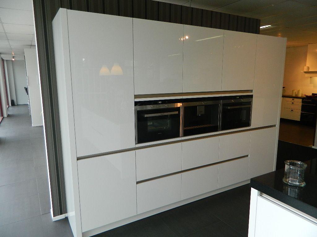Showroomuitverkoopnl siemens keuken 49731 for Siemens studioline