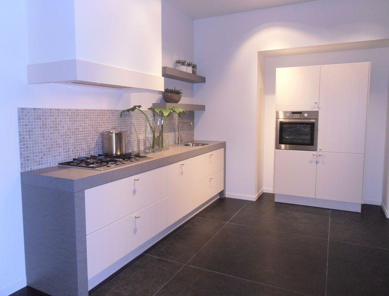 Modern landelijke keuken 46088 for Keuken landelijk modern