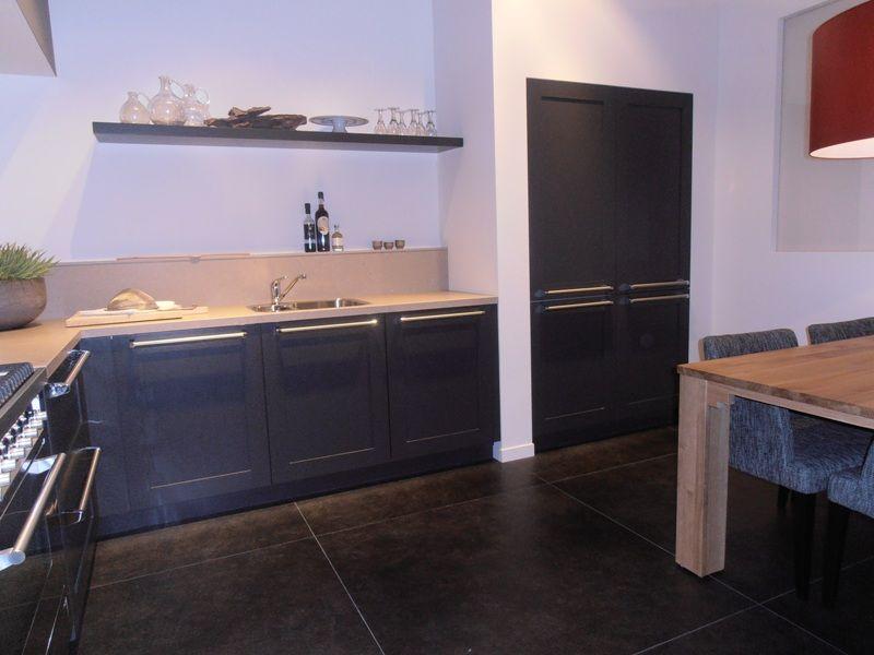 Stoere Landelijke Keuken : Showroomuitverkoop.nl