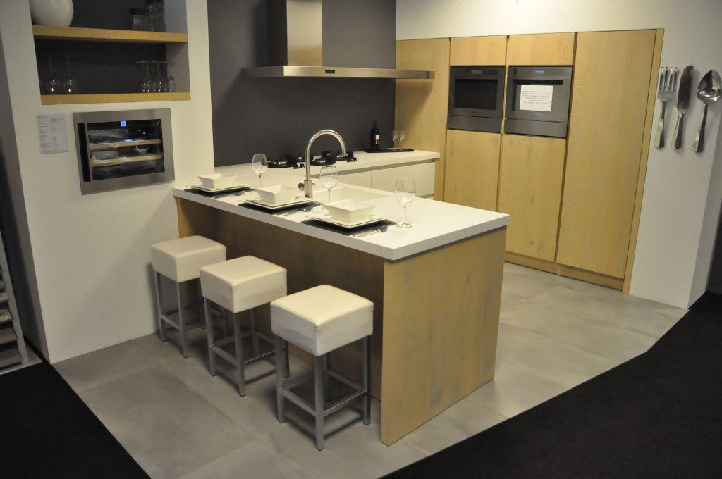 Moderne rempp u keuken 33562 - Afbeelding moderne keuken ...