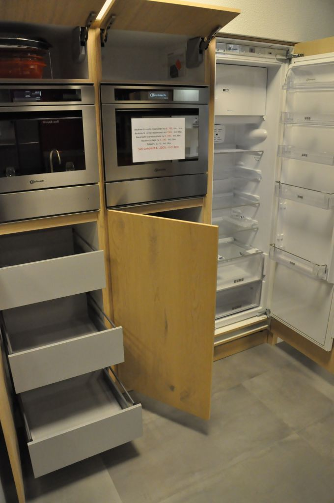 Moderne rempp u keuken 33562 - Model keuken wit gelakt ...
