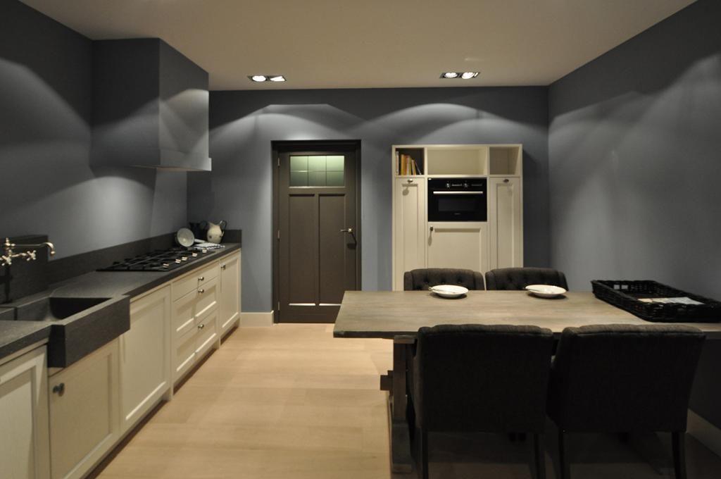Keuken Wit Landelijk : .nl