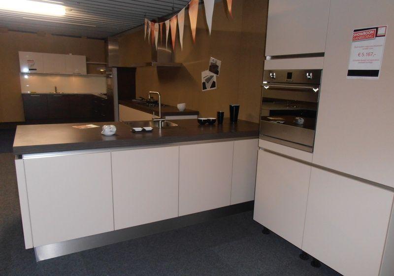Greeploze Keuken Kleur : Showroomuitverkoop nl Greeploze keuken in Karamel [50747]