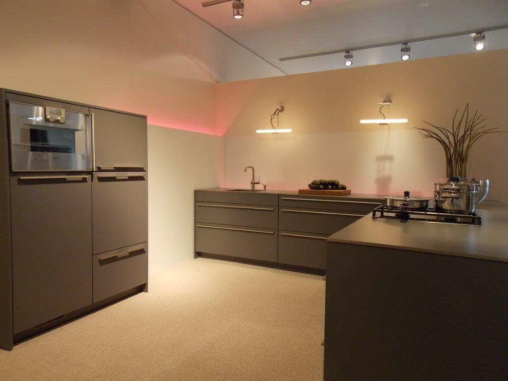 Keuken Kastenwand Te Koop : de Fabriek: SieMatic design hoekeiland plus functionele kastenwand