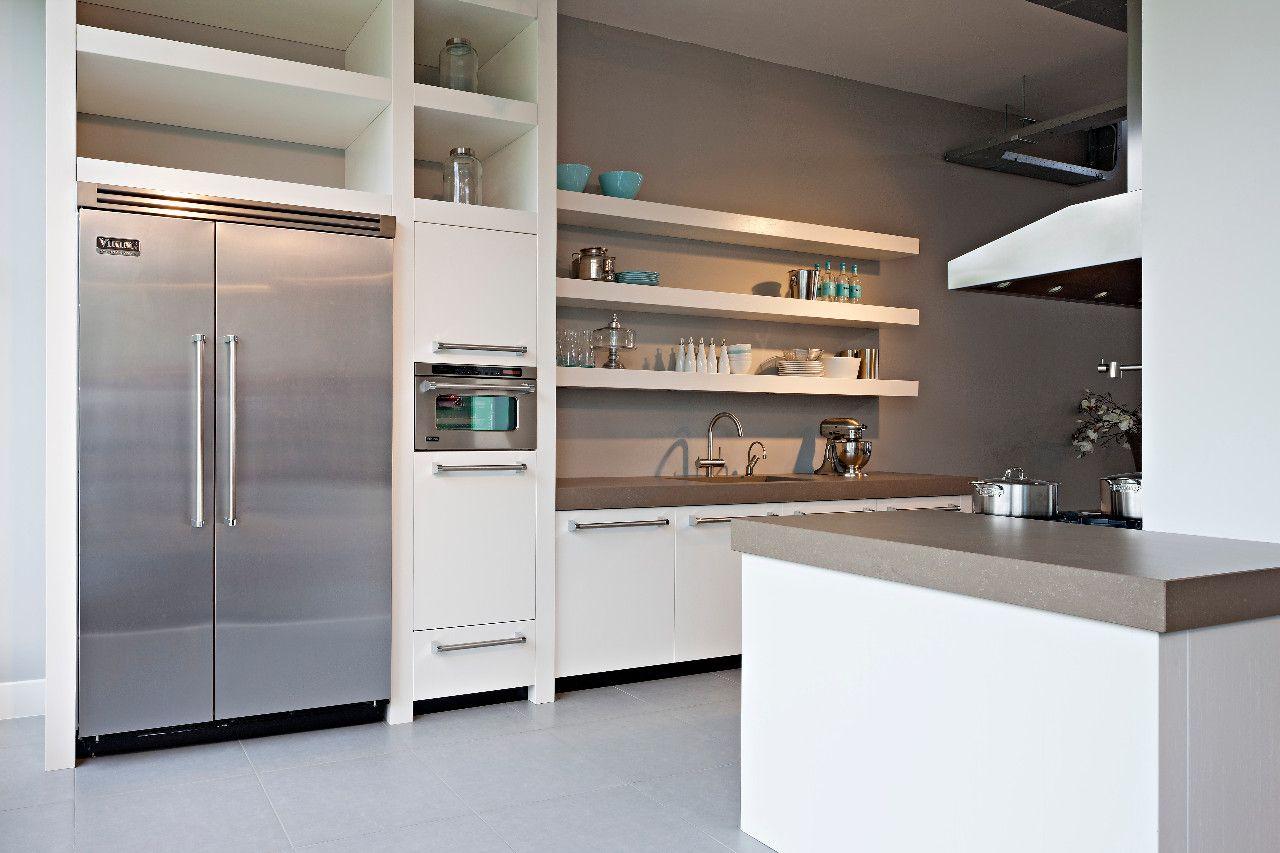 Eiken Handgemaakte Keukens : Showroomuitverkoop nl Handgemaakte keuken [50568]