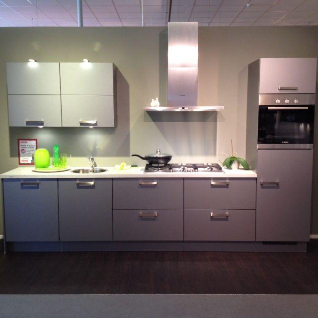 Moderne keuken 49813 - Afbeelding moderne keuken ...