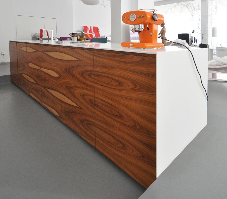 Design Keuken Eiland : Showroomuitverkoop cube design keuken eiland