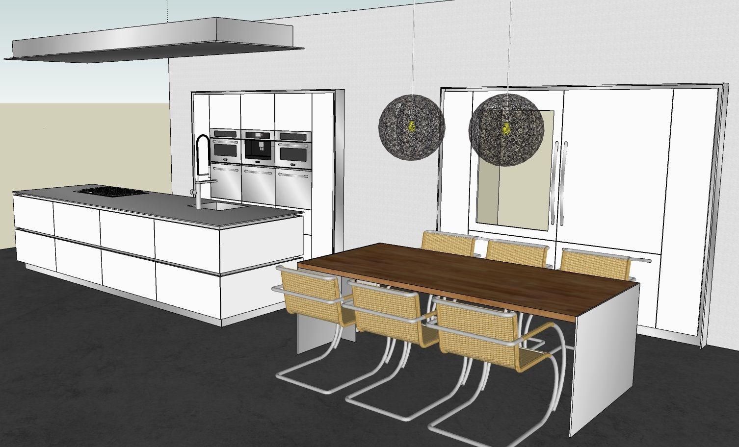 Keuken Plint Monteren : Showroomuitverkoop.nl
