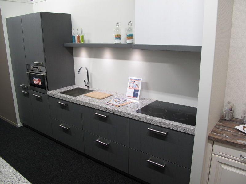 Keuken Grijs Eiken : .nl