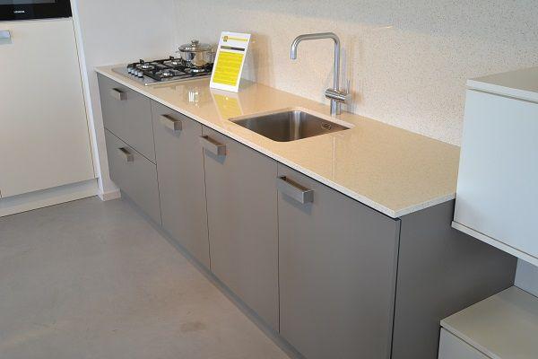 Afmetingen Keuken Onderkasten : Afmetingen: Half hoge kasten 1800 x 1706 x 600. Onderkasten 3600 x 600