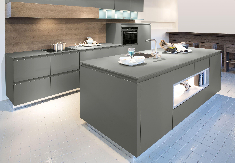 Moderne Keuken Met Eiland : Showroomuitverkoop.nl