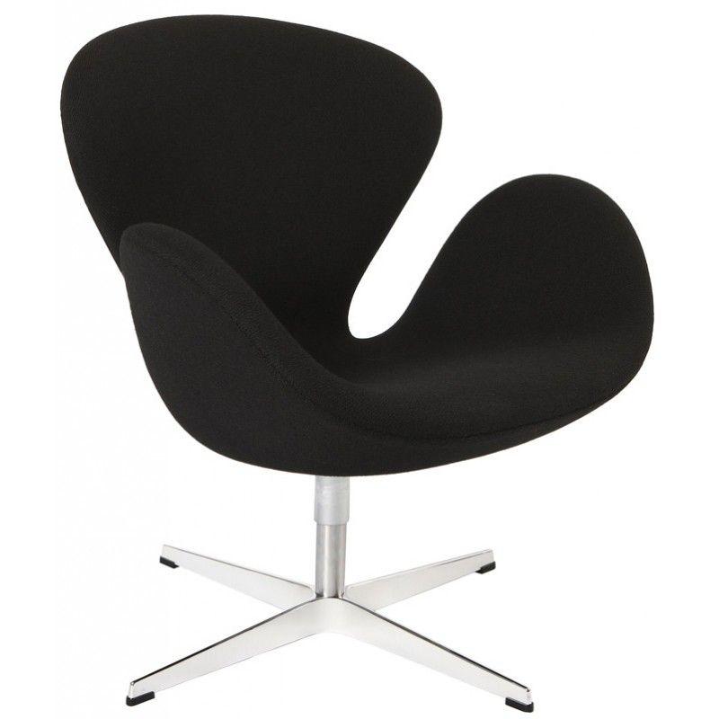 swan chair fritz hansen 55586. Black Bedroom Furniture Sets. Home Design Ideas