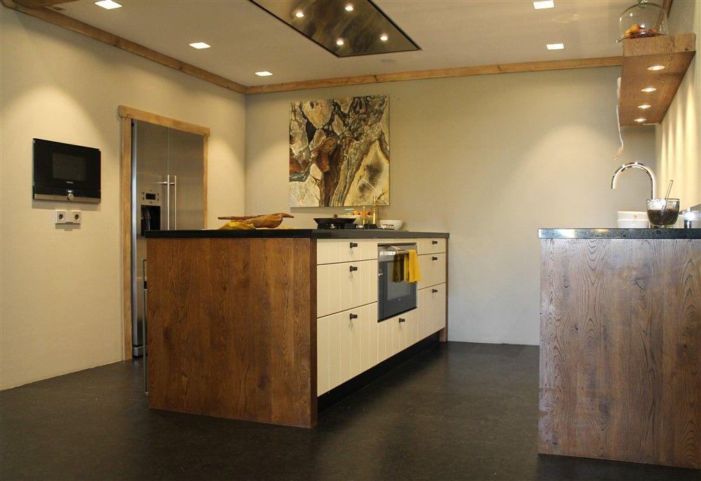 Kookeiland Graniet Blad : Showroomuitverkoop nl Zeer luxe Kookeiland (13) [43833]