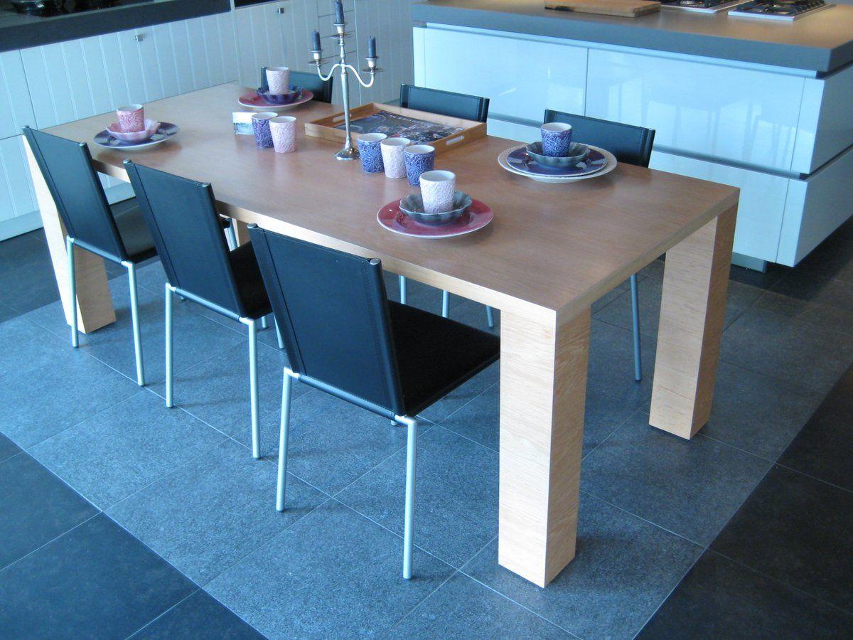 Eettafel modern 220 90 56238 for Eettafel modern