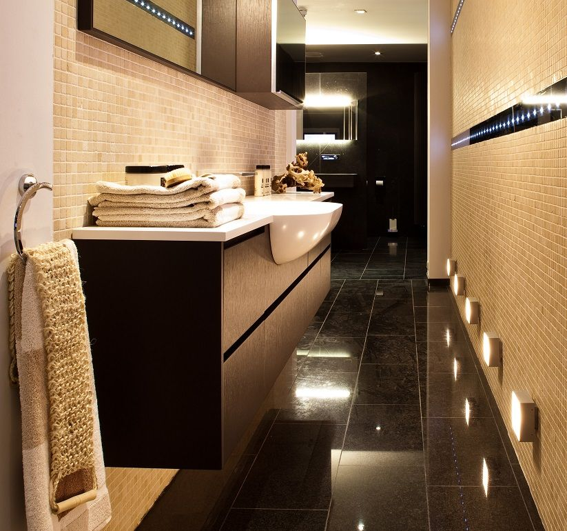 bamboeplant badkamer: bamboeplant badkamer: wonenonline december, Badkamer