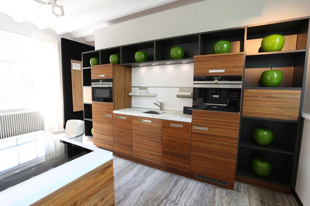 next125 nx902 walnoten natuur 57236. Black Bedroom Furniture Sets. Home Design Ideas