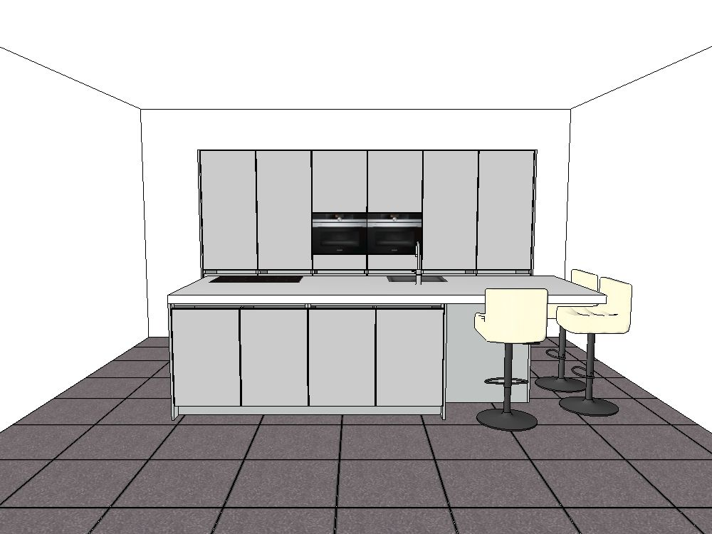 Showroomuitverkoop siemens design keuken