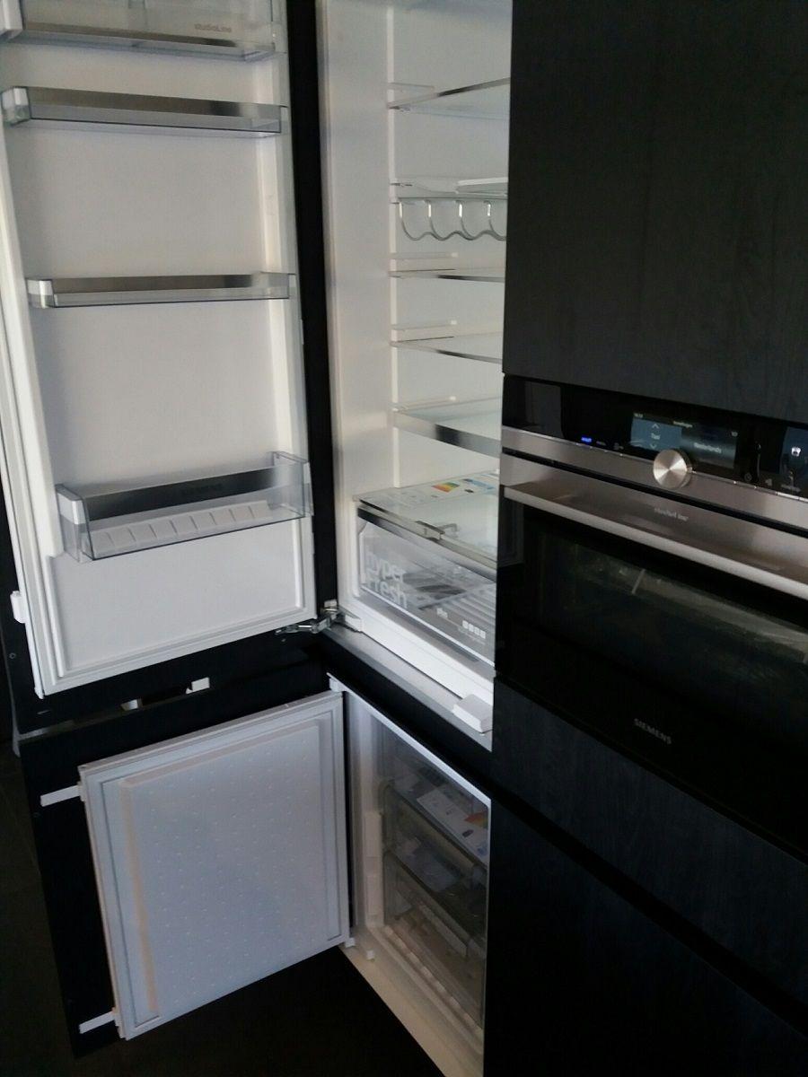 Showroomuitverkoop siemens design keuken black